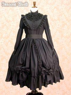 Innocent World 宝野アリカ英国式庭園ドレス