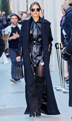 21 inspirações que vão te deixar com vontade de usar o comprimento maxi nesse inverno » Fashion Break