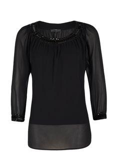 Bestickte Tunika mit Top von s.Oliver. Entdecken Sie jetzt topaktuelle Mode für Damen, Herren und Kinder online und bestellen Sie versandkostenfrei.