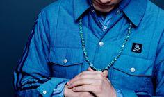 #Chemise pour homme issue de la collection Adidas Originals X Neighborhood #peah