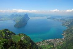 Vitznau Hike and Lake Lucerne, Switzerland Switzerland Vacation, Lucerne Switzerland, Places To Travel, Places To See, Seen, Alps, Beautiful Places, Europe, City