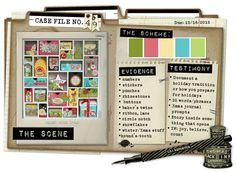 Case File No. 49 {Case closes on December 16, 2012} - CSI: Color, Stories, Inspiration