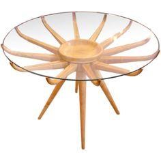 Anonymous, Italian Table, 1950s.