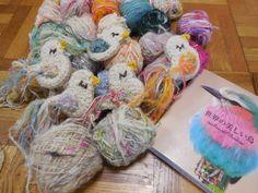 os passarinhos de lã ^^