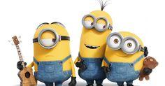 Minions (en español: Los Minions) es una película de animación. Es producida por Illumination Entertainment como un spin-off de las películ...