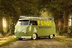 This beautiful 1958 Volkswagen T1 panel van is owned by Corné. Some of its features include a genuine BeKoWa roof rack, a twin port 1600 cc engine and traditionally painted lettering. This is one tasteful bus!