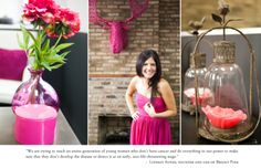 Lindsay Avner of Bright Pink #theeverygirl
