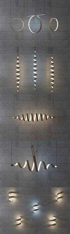 A TWIST OF LIGHT... Read more at Yanko Design