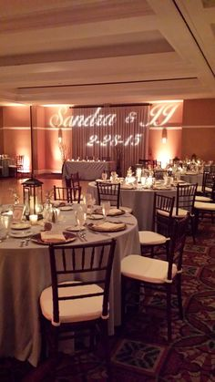 GOBO and Rustic-Elegant Décor- Days Remembered by ND