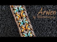 ARWEN Hook Only bracelet tutorial - YouTube