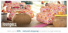 Lounge Furniture, Floor Cushions & Stuffed Chairs | PBteen