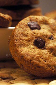 Chocolate Chip Cookies zonder geraffineerde suiker