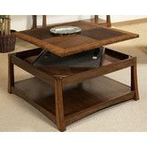 Found it at Wayfair - Milan Dual Coffee Table with Dual Lift-Top