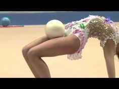 ▶ Gimnasia rítmica. Cto Europa 2013. Final Pelota (4-9) Margarita Mamun - YouTube