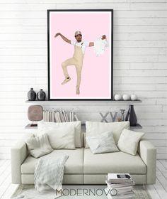 Chance der Rapper Poster • Rap Poster Chance der Rapper drucken Rap Kunst Hip Hop Poster Musik Kunst Chance der Rapper Kunst Hip Hop Art Rap-Texte
