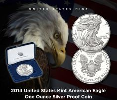 American Eagle One Ounce Silver