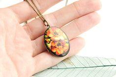 Een persoonlijke favoriet uit mijn Etsy shop https://www.etsy.com/listing/264072758/locket-necklace-photo-locket-necklace
