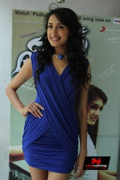 Erika Fernandez at Virattu Movie Single Track Launch
