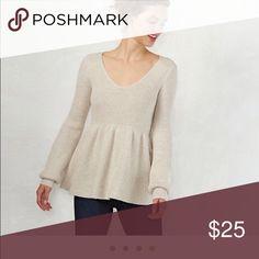 Lauren Conrad sweater Worn once Lauren Conrad sweater LC Lauren Conrad Sweaters V-Necks