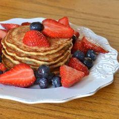 Raven Zaal - Oatmeal Waffles or Pancakes