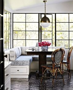 Hometalk :: Restaurant-Style Booths in the Home