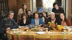 (L to R) Mike Heck (father), Frankie (mother), Sue, Brick, Pat (grandmother), Lucy (niece), Tag (grandfather), Axl, and Janet (aunt - Frankie's sister)
