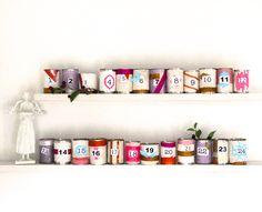 Christmas made simple Christmas Makes, Beautiful Christmas, Christmas Countdown, Christmas Crafts, Cool Magazine, Handmade Crafts, Crafts To Make, Make It Simple, Embellishments