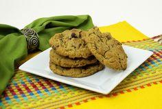 SunButter Chocolate Chip Oatmeal Cookies | SunButter