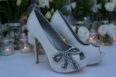 Vera wang shoes! ❤