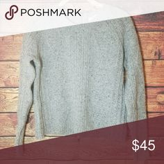 Madewell palisade wool sweater size xs Madewell palisade gray wool sweater size xs in great condition. B25  *Suggested user ∆ Open to all offers ∆ Bundle and save or bundle and make me an offer! ∆ Shipped next day if ordered before 8pm PST ∆ Madewell Sweaters Crew & Scoop Necks