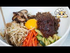Bibimbap (Bi-bim-bap, 비빔밥) - Hungry Gopher