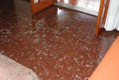 pavimento rosso Bilbao