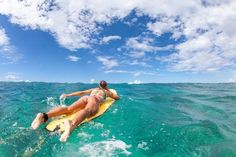 Summer Sports That Torch Serious Calories: Surfing