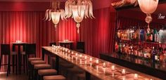 Find A Bar | Rose Bar at the Delano