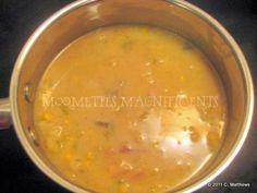 Crock Pot Potato Leek Corn Chowder Soup Recipe