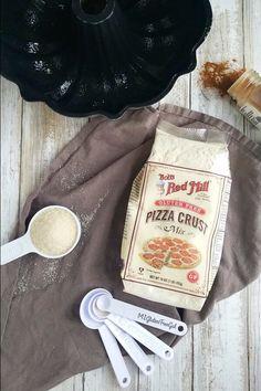 Gluten Free Monkey Bread Made From Pizza Dough - MI Gluten Free Gal