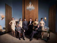 Cast of Dallas reboot on TNT. DALLAS  Patrick Duffy Brenda Strong Julie Gonzalo Jesse Metcalfe Josh Henderson Linda Gray Jordana Brewster and Larry Hagman