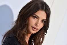 Model/actress Emily Ratajkowski arrives at the premiere of STX Films' 'I Feel Pretty' at Westwood Village Theatre on April 17 2018 in Westwood. Westwood Village, I Feel Pretty, Emily Ratajkowski, Actresses, Long Hair Styles, Theatre, Model, Films, Beauty
