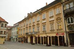 Slovakia, Bratislava - Csáky Palace
