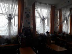 Fairy Princesses, Classroom Decor, Curtains, Home Decor, Blinds, Decoration Home, Room Decor, Interior Design, Draping