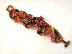 SALE Boho bracelet Beaded bracelet Seed bead jewelry Beaded