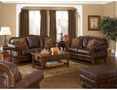 find this pin and more on my dream home old world living room furniture - North Shore Living Room Set