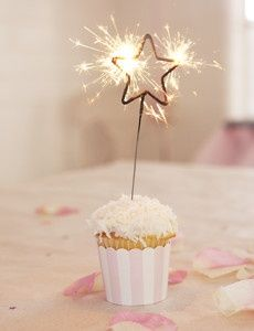 Birthday sparkler candle | Swoozies