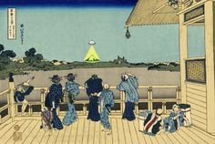 Artist Turns Ukiyo-e Woodblock Prints Into GIFs | Mental Floss