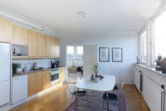 #homestyling #styling #kitchen #kök Penthousevåning på Kungsholmen | Move2