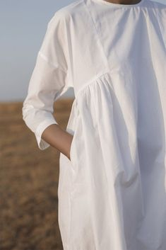 Modest Fashion, Fashion Dresses, Simple Style, My Style, Indian Men Fashion, Minimal Outfit, Maxi Robes, Linen Dresses, Spring Summer Fashion