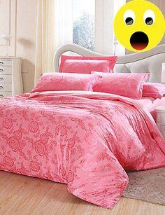 #amazing #Type:Duvet Cover #Sets, Bed Size:Double, Sizes:King,Queen, Patterns:Floral, Material:Cotton,Tencel, Backing Material:Tencel,Cotton, Weave Type:Plain 100...