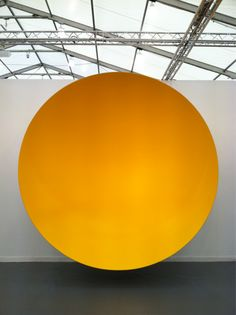 Anish Kapoor, Untitled, 2010 @ Frieze Art Fair NYC