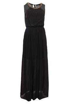 Lou klänning svart