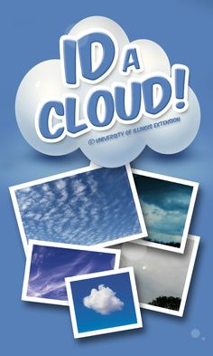 """ID A Cloud!"" – Test your knowledge! Great review game for students learning cloud types."